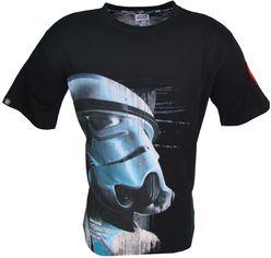 Акция на Футболка Good Loot Star Wars Imperial Stormtrooper (Имперский Штурмовик) M Черная (5908305214700) от Rozetka