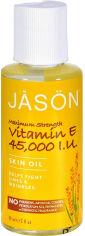 Масло Jason с Витамином Е 45,000 МЕ Антивозрастная Терапия 60 мл (078522040316) от Rozetka