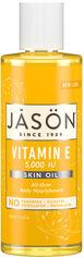 Масло Jason с витамином Е 5000 МЕ 125 мл (078522050018) от Rozetka