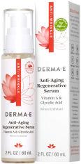 Акция на Ночная сыворотка Derma E с витамином А против морщин 60 мл (030985004861) от Rozetka