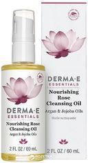 Питательное очищающее масло розы Derma E 60 мл (030985014709) от Rozetka