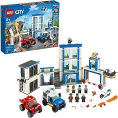 Акция на Конструктор LEGO City Полицейский участок (60246 L) от MOYO