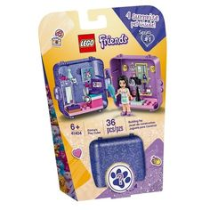 Конструктор LEGO Friends Игровая шкатулка Эммы (41404 L) от MOYO