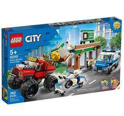 Акция на Конструктор LEGO City Ограбление полицейского монстр-трака (60245 L) от MOYO