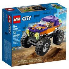 Акция на Конструктор LEGO City Монстр-трак (60251 L) от MOYO