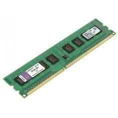 Акция на Память для ПК Kingston DDR3 1600 4GB Retail (KVR16N11S8/4) от MOYO