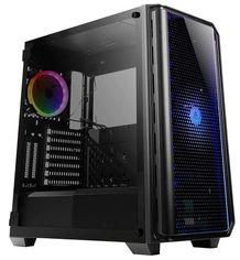Корпус ПК Antec NX1000 Gaming , без БП, 2xUSB3.0 (0-761345-81000-5) от MOYO