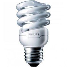 Лампа энергосберегающая Philips E27 12W 220-240V WW 1CT/12 TornadoT2 8y (929689868506) от MOYO