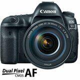 Фотоаппарат CANON EOS 5D Mark IV 24-105L IS II USM KIT (1483C030AA) от Foxtrot