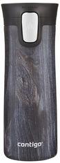 Акция на Термостакан Contigo Pinnacle Couture Dark Gray 420 мл (2104545) от Rozetka