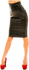 Юбка ELFBERG 052 42 Черная кожа (2000000255811) от Rozetka