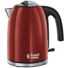 Акция на Электрочайник RUSSELL HOBBS 20412-70 Colours Plus Red от Foxtrot