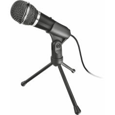 Микрофон TRUST Starzz all-round Microphone (21671) от Foxtrot