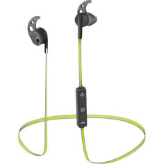 Акция на Гарнитура TRUST Urban Sila Wireless Black/Lime (21770) от Foxtrot