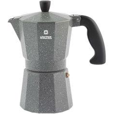 Гейзерная кофеварка VINZER Moka Granito (89398) от Foxtrot