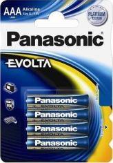 Батарейки PANASONIC LR03 Evolta от Foxtrot