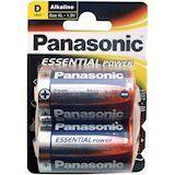 Батарейка PANASONIC LR20 Essential Power от Foxtrot