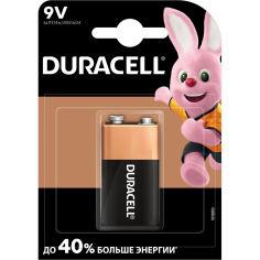 Батарейка DURACELL 9V MN1604 KPN (5000394993563) от Foxtrot