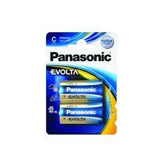 Батарейки PANASONIC LR14 Evolta от Foxtrot