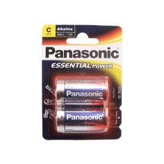 Батарейки PANASONIC LR14 Essential Power от Foxtrot