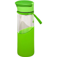 Термобутылка ALADDIN Enjoy Glass 0.55 л зеленая (6939236342865) от Foxtrot