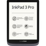 Акция на Электронная книга POCKETBOOK 740 InkPad 3 Pro Metallic Grey (PB740-2-J-CIS) от Foxtrot