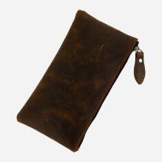 Кошелек Traum 7110-61 Темно-коричневый (4820007110610) от Rozetka