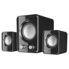 Акустическая система Trust Ziva Compact 2.1 Speaker Set (21525) от Територія твоєї техніки