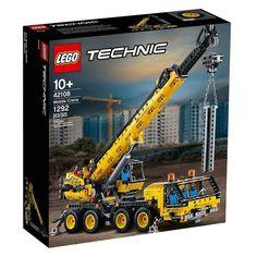 Конструктор LEGO Technic Мобильный кран (42108) от MOYO