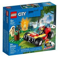 Конструктор LEGO City Лесные пожарные (60247) от MOYO