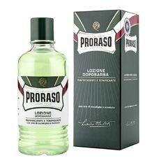 Освежающий и тонизирующий лосьон после бритья Proraso с экстрактом эвкалипта и ментолом 400 мл (8004395001248) от Rozetka