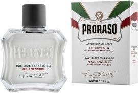 Бальзам после бритья для чувствительной кожи Proraso с экстрактом зеленого чая и овса 100 мл (8004395001071) от Rozetka