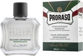 Освежающий и тонизирующий бальзам после бритья Proraso с экстрактом эвкалипта и ментолом 100 мл (8004395001101) от Rozetka