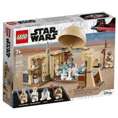Акция на Конструктор LEGO Star Wars Хижина Оби-Вана Кеноби (75270) от MOYO