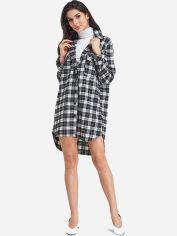 Платье ISSA PLUS 11338 L Черное с белым (2000249709106) от Rozetka