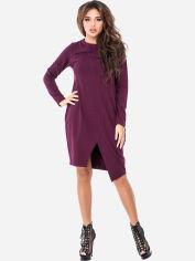 Акция на Платье ISSA PLUS 9642 L Фиолетовое (issa2000000223544) от Rozetka