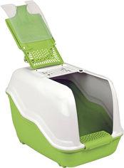 Туалет для котов MPS Spa Box Netta 54x39x40 см Green (8022967060066) от Rozetka