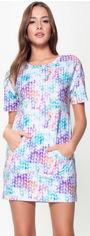Платье Conte Lth 897 XS/S (170-84-90) Pastel Water Colour (4810226420980) от Rozetka