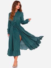 Платье ISSA PLUS 10982 S Зеленое (issa2000125242406) от Rozetka
