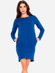 Платье ISSA PLUS 9155 S Электрик (issa2000036671111) от Rozetka