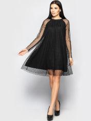 Платье Santali 4083 M Черное (7000000064609) от Rozetka
