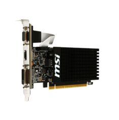 Видеокарта MSI GeForce GT 710 2GB DDR3 Low Profile (GT_710_2GD3H_LP) от MOYO