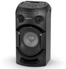 Sony MHC-V21D Black от Stylus