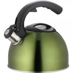 ЧайникLamart изнержавейкизеленый 3л (LT7002) от MOYO