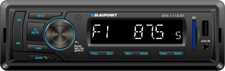 Автомагнитола Blaupunkt BPA 1119 BT (00000013193) от Rozetka