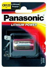 Батарейки PANASONIC CR123A(3V) от Foxtrot