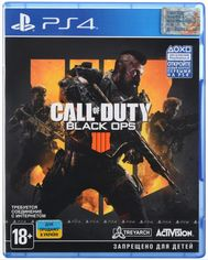 Игра Call of Duty: Black Ops 4 (PS4,Русскаяверсия) от MOYO