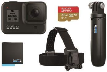 Камера GoPro HERO 8 Black БАНДЛ (CHDRB-801) от Citrus