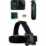 Акция на Экшн-камера GOPRO HERO8 Black Special Bundle (CHDRB-801) от Foxtrot