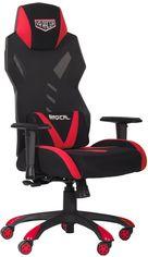Кресло Amf Vr Racer Radical Grunt черный/красный (545594) от Stylus
